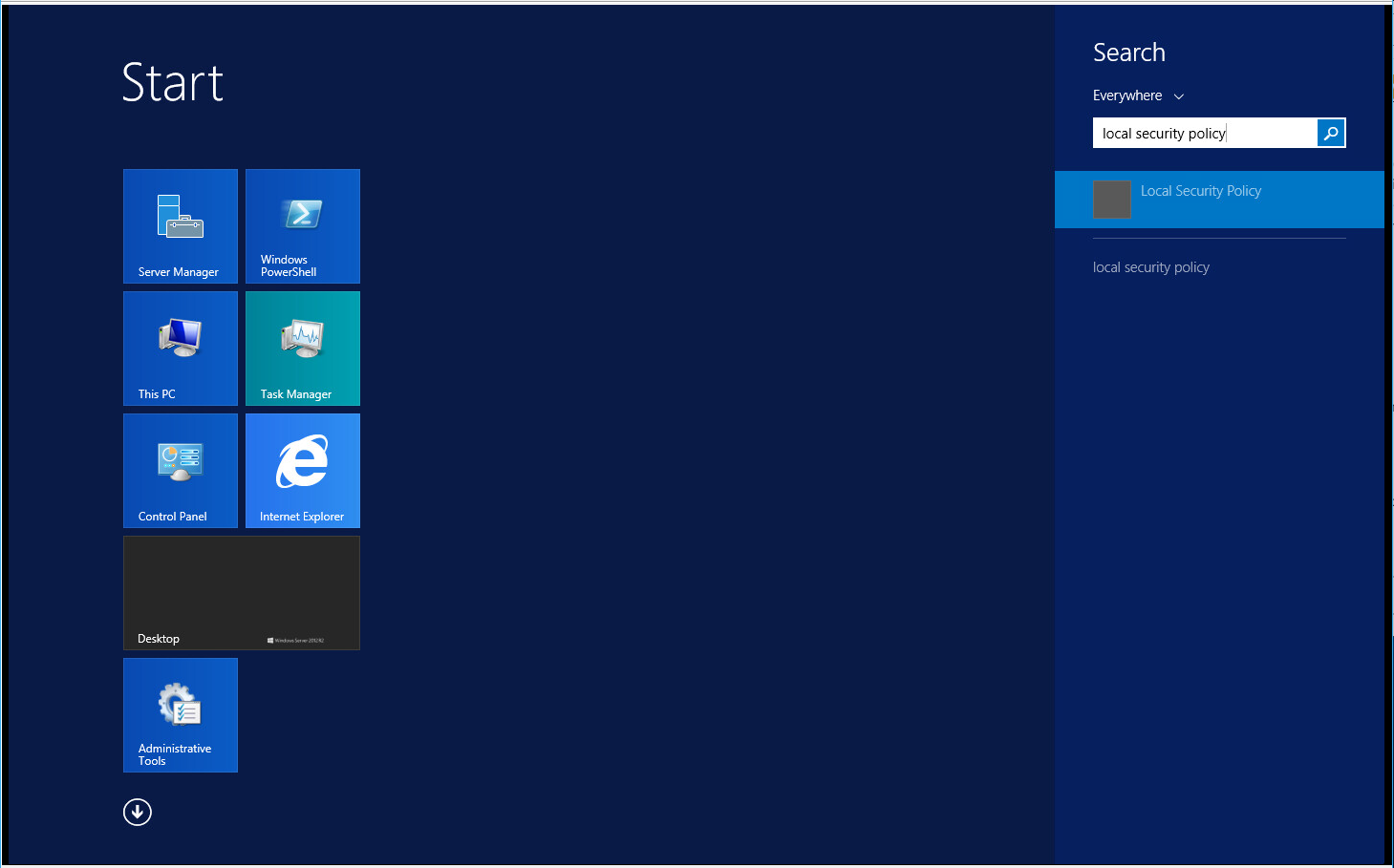 Data integrity nist sp 1800 11 0 documentation open local security policy from the start menu image71 baditri Gallery