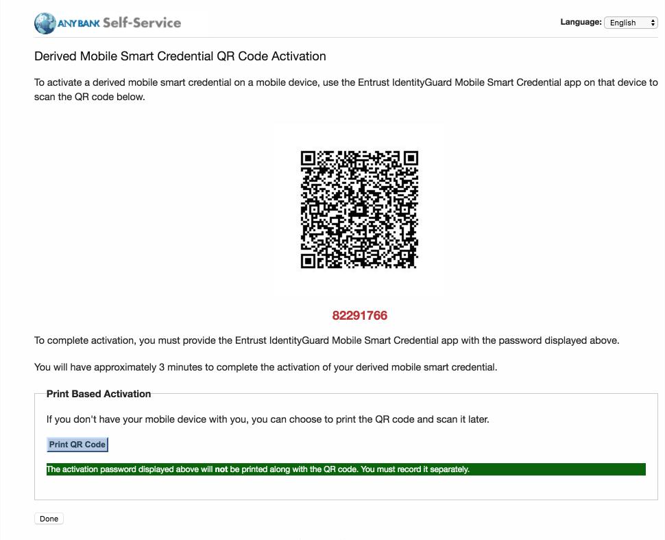 Derived Personal Identity Verification Piv Credentials
